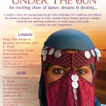 Under the Sun - click on the flyer for details!